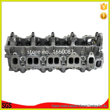 Stock engine WL cylinder head for Mazda b2500 MPV 2499cc 2.5TD for Ford Ranger 2499cc 2.5TD SOHC 12v 1998-
