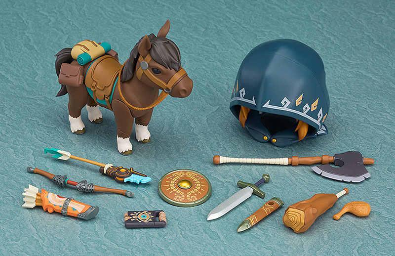 Şekil bağlantı 733-DX Wild of Breath Ver DX baskı PVC Action Figure koleksiyon Model oyuncak hediye bebek