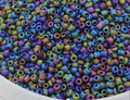 Free Shipping Bright Green Purple AB 1000Pcs 2mm Czech Glass Seed Spacer Beads Jewelry Making DIY Pick 205 Colors