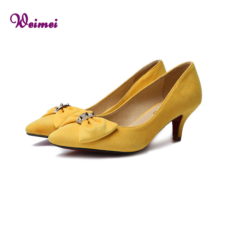 Compare Prices on Low Yellow Heels- Online Shopping/Buy Low Price ...