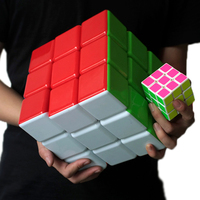 High Quality New 18cm 3x3x3 Big Magic Cube 18cm Neo Super Big Cubes 3*3*3 Cube Professional Educational Toy For Kid Best Gift