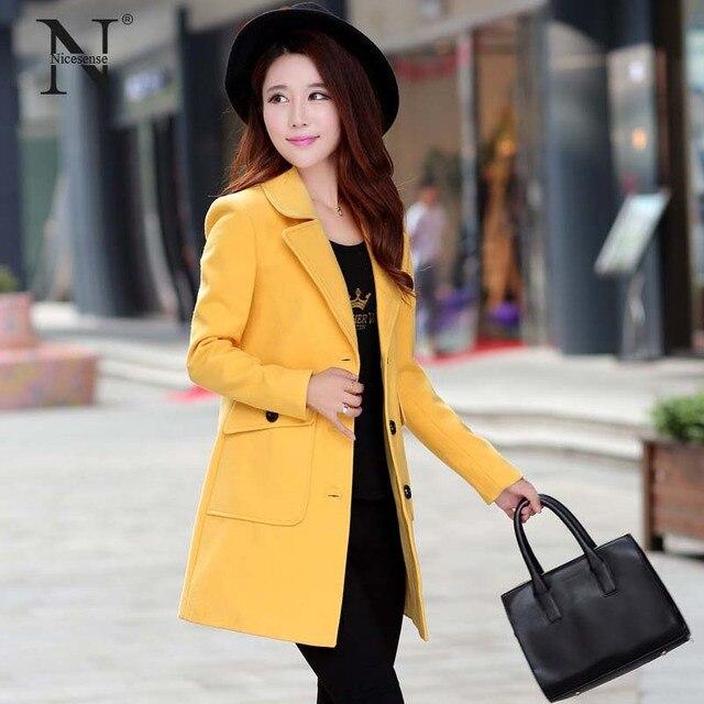 d8d22483d7df Casaco de inverno mulheres sobretudo NicesensE poncho casaco feminino  abrigos mujer invierno 2017 casaco feminino manteau