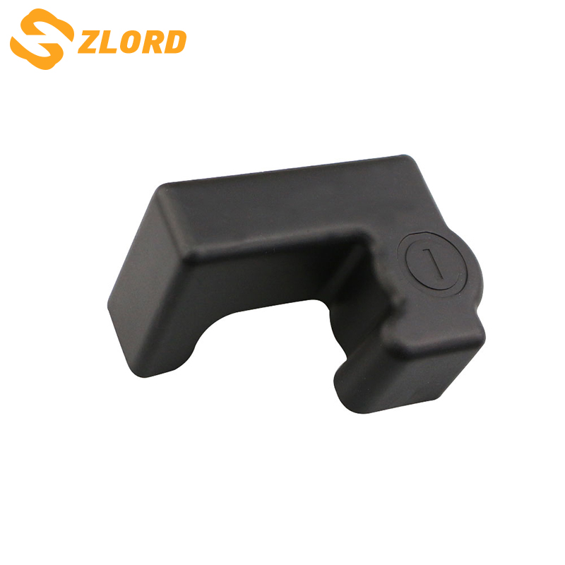 Zlord Car ABS Non-flammable Negative Power Batteries Cover Battery Protection Covers for Toyota RAV4 <font><b>RAV</b></font> <font><b>4</b></font> <font><b>2014</b></font> - 2015 image