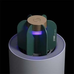 Image 5 - Najnowszy Youpin Sothing przenośny środek odstraszający komary Killer zmywalny wymienny kabel USB bezdymny bezwonny do inteligentnego domu