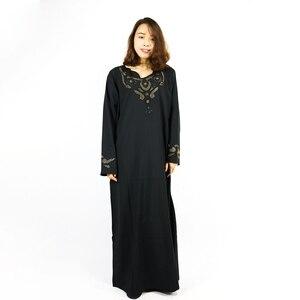 Image 3 - イスラム教徒のドレスイスラム服のアバヤイスラム教徒服トルコイスラム服服トルコイスラム教徒女性ドレス CC002