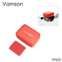 Vamson for GoPro 7 6 Accessories Floaty Block Sponge with Sticker Adhesive For GoPro Hero5 4 3+2 1 for Xiaomi yi for SJCAM VP602