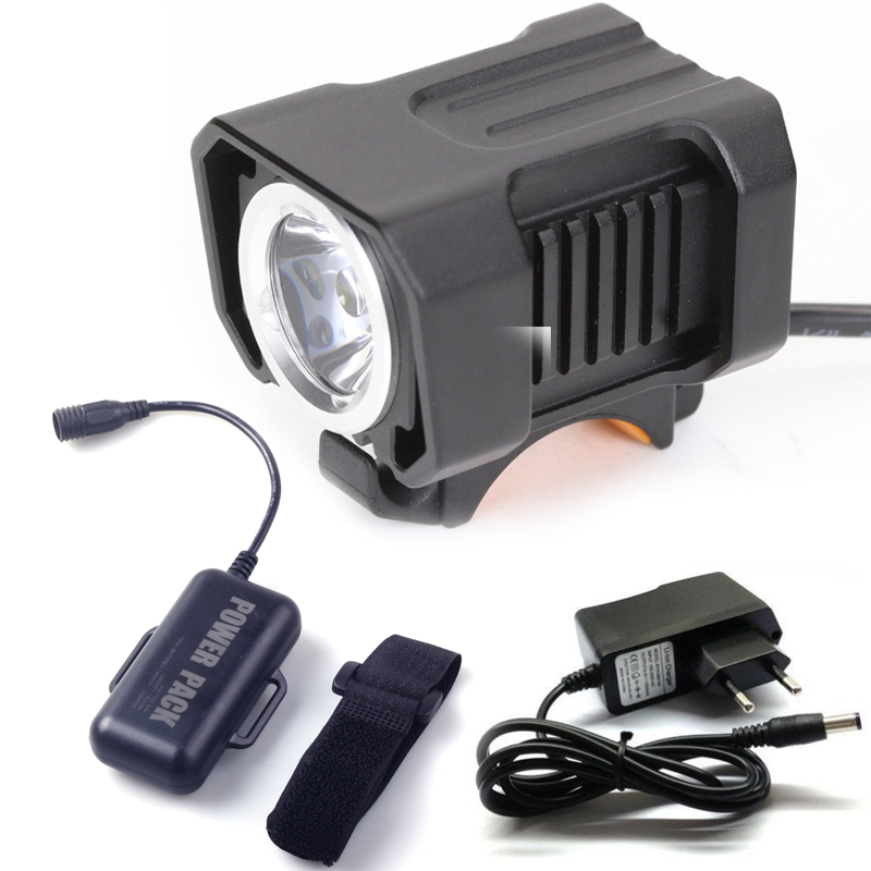 6000 Lumens Bicycle Light XML-T6 LED Cycling Bike light Waterproof 8.4V Battery Pack Mountain MTB Front Bycicle Headlight 5 Mode ...