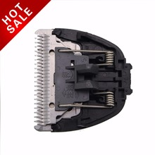 Electric Hair Trimmer Cutter Barber Replacement Head for Panasonic ER503 ER506 ER504 ER508 ER145 ER1410 ER1411 Hair Removal Blac