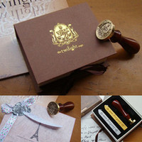 Gift Vintage Wax Stamp