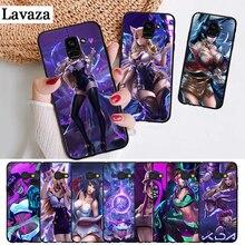Lavaza league of legends kda poros Silicone Case for Samsung A3 A5 A6 Plus A7 A8 A9 A10 A30 A40 A50 A70 J6 A10S A30S A50S