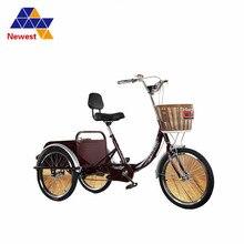 Самый популярный в Китае трехколесный велосипед для взрослых/педикюр для продажи