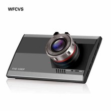 WFCVS Mini DVR Slim Car DVR Camera Car DVR 3.0 inch Generalplus Full HD 1080P Lens Dash Cam