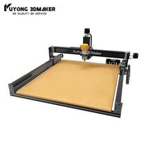 1010 4 osi ołowiu CNC rzeźba maszyny do grawerowania pełny zestaw