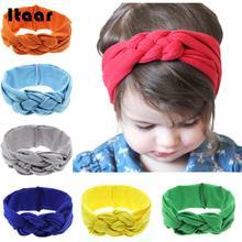 2018 Baby Hair Band Pretty Newborn Toddler Bobby Pin Hair Girls Accessories  Elastic Bands Baby Headdress Kids Headwear Hairband