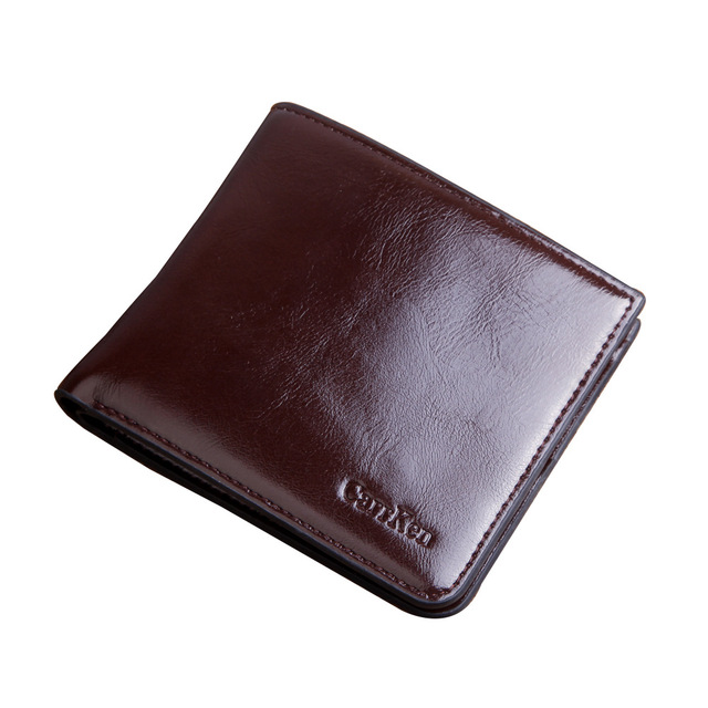 Fashion Short Bifold wallet