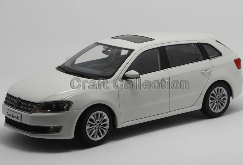 * 1:18 Volkswagen VW Gran Lavida Wagen Alloy Model 3 Colors Diecast Show Car Classic toys Scale Models Edition Limit
