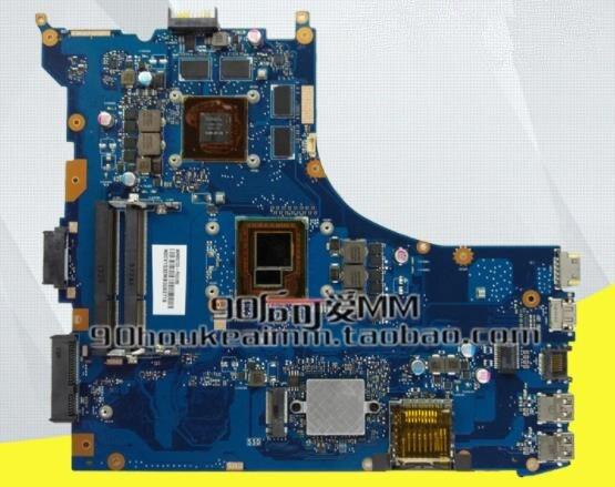 GL552JX laptop Motherboard For ASUS GL552J ZX50J GL552 GL552JX Mainboard GTX950M i7-4720HQ 2.6 GHZ CPU REV:2.1GL552JX laptop Motherboard For ASUS GL552J ZX50J GL552 GL552JX Mainboard GTX950M i7-4720HQ 2.6 GHZ CPU REV:2.1
