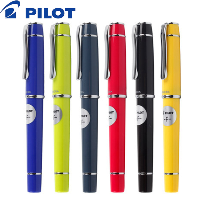 2018 Pilot Prera Fountain Pen With Con40 Ink Converter F M Tip Calligraphy Writing