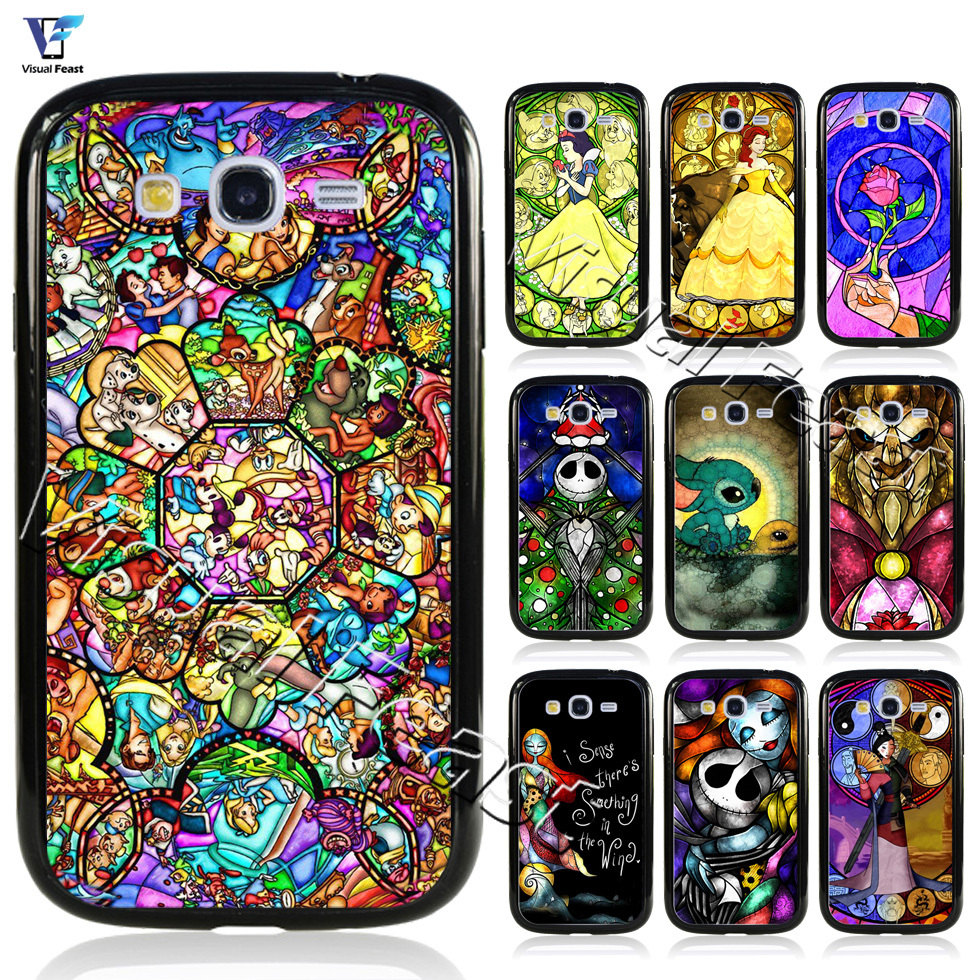 Hybrid TPUPC Cover Nightmare before Xmas Ariel Stitch Cinderella For ...