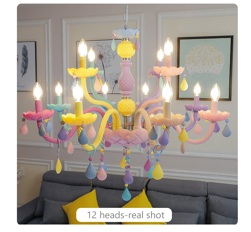 Modern LED Novelty Chandelier Light Best Children's Lighting & Home Decor Online Store