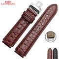 Laopijiang HUAWEI HUAWEI watch часы с бабочкой Аллигатор Крокодил men22 * 18 ММ Черный
