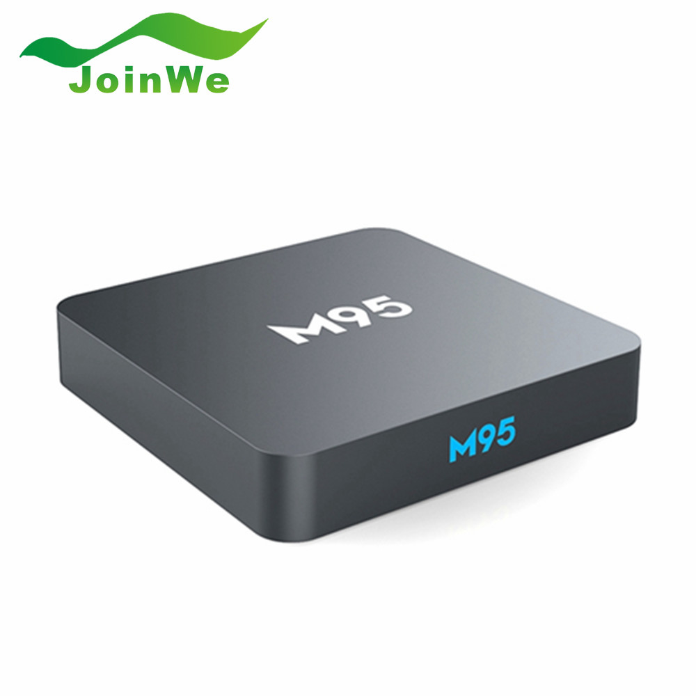 M95 2G/16G Android 5.1 Smart TV Box Amlogic S905 Quad Core KODI 16.0 XBMC 4K Mini PC WiFi Bluetooth 4.0 set top box Media Player quad core koid xbmc android tv box amlogic s812 2g 16g 2 4g 5g dual mali450 gpu 4k hdmi bluetooth dolby true hd midia player