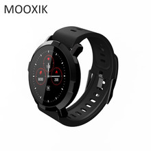 MOOXIK M29 smart watch with big screen blood pressure heart rate monitor compatiable for xiaomi