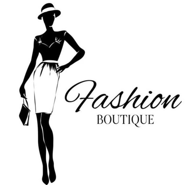 Clothes shop vinyl wall decal sexy woman fashion boutique quote mural art wall sticker clothing store