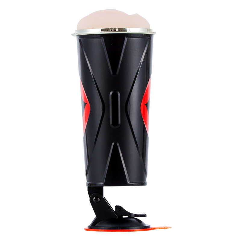 Black wolf vagina oral anal sex 3 in 1 male Masturbator Cup Adult doll electric masturbation cup vibrating male appliances in Masturbators from Beauty Health