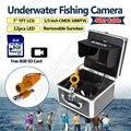 "Free shipping!BOBLOV 7"" LCD 40M Fish finder 1000TVL Waterproof Underwater Fishing DVR Camera"