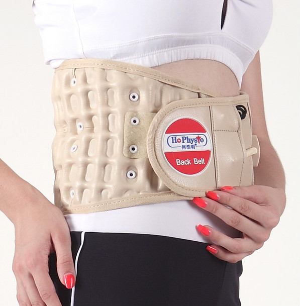 Latest Type Waist Belt for Health Care /Decompression Back Belt/Relieve Pain Back Belt/Inflatable Waist Belt for the Old belt bb155