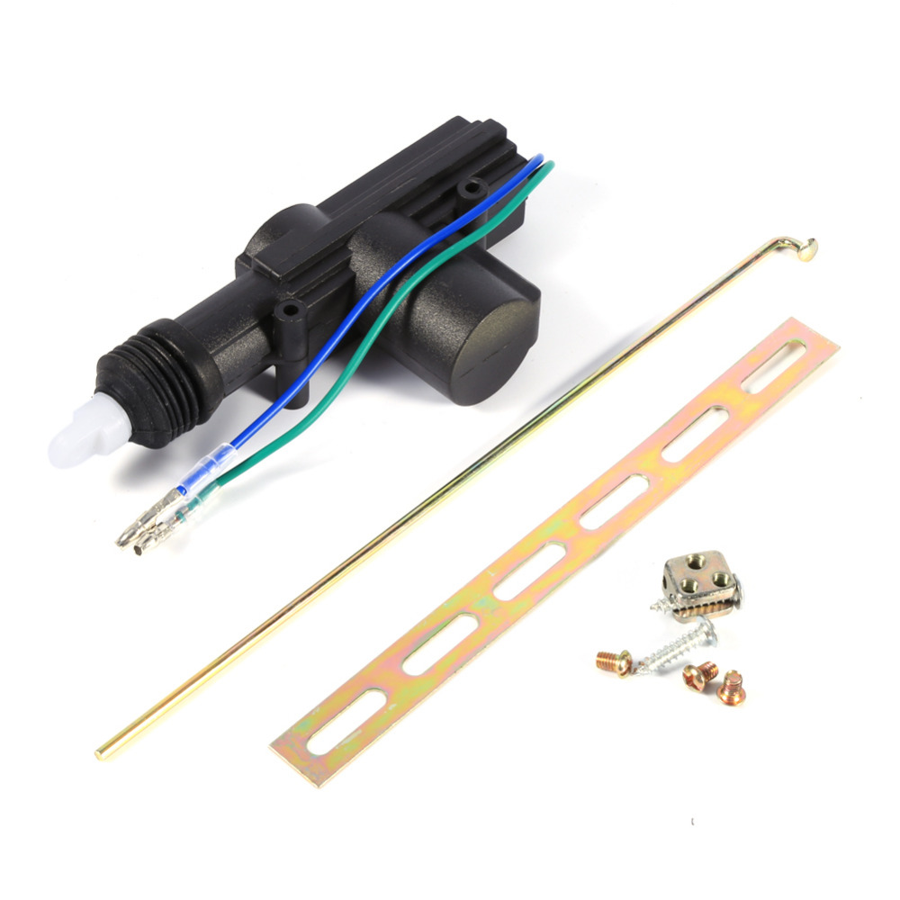 car truck airbrush type heavy duty power door lock actuator 2 wire auto central locking system