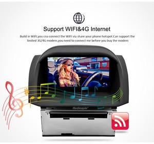 Image 5 - 4 グラムramアンドロイド 10.0 フォードフィエスタ 2013 2017 オートラジオdvdプレーヤーgpsナビゲーションのbluetooth 2 din wifiマルチメディア