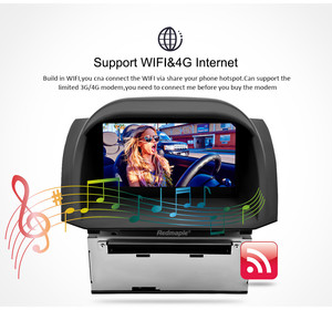 Image 5 - Autoradio Android 10.0, 4 go RAM, lecteur DVD, Navigation GPS, Bluetooth, Wifi, 2 Din, autoradio pour voiture Ford Fiesta (2013 2017)
