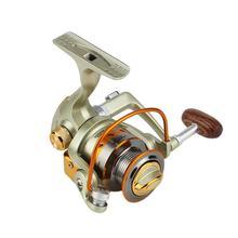 10 axis Mini Spinning Engineering Plastic Body Wheel Reel Fishing Equipment