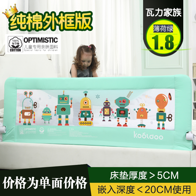 2017 Top Fashion Crib Bumpers Hk Free Delivery 100% Cotton Baby Safety Bed Rails Carton Picture 150cm 180cm 200cm Many Colors