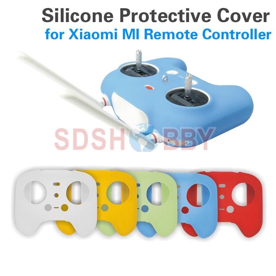 FPV Drone Remote Controller Silicone Protective Cover Case for Xiaomi MI Quadcopter ...