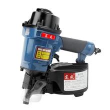 цены на Pneumatic roll gun FF-CN55 nail gun CN70 gas nail gun woodworking nail nail gun pneumatic tools  в интернет-магазинах