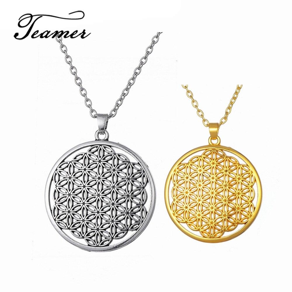 collier amulette homme