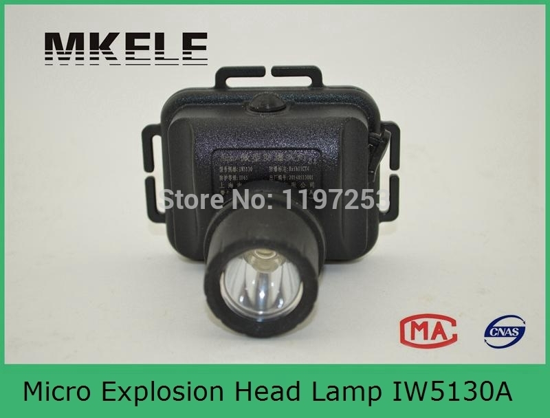 High Quality IW5130A Micro Explosion Head Lights,explosion Proof Flashlight,tiger Led Flashlight high quality industrial used small power heater use in areas with explosion hazard 150w explosion proof heater