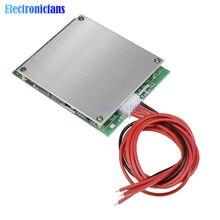 4S 80A 12V równowagę dla LiFePo4 na całe życie 18650 akumulator osłona BMS płytka drukowana moduł niska oporność MOS