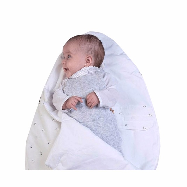 Winter Bedding Warm Pretty Sleepsacks Shark Sleeping Bags Newborn Baby Carriage Cotton Soft Sleepsacks