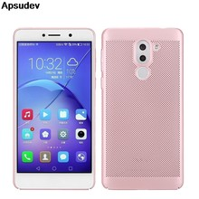 Apsudev Phone Cases For Huawei GR3 2017 GR5 2017 Mate 10 Mate 9 P10 Nova 2 Plus Honor 7X enjoy 7 Plus Y5II thin PC Back Cover(China)