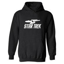 Drucken Star Trek Hoodies Cool Black Männer/Frauen Mode Und Hip Hop Stil Baumwolle Sweatshirts Lustige Luxus In Plus größe 4XL
