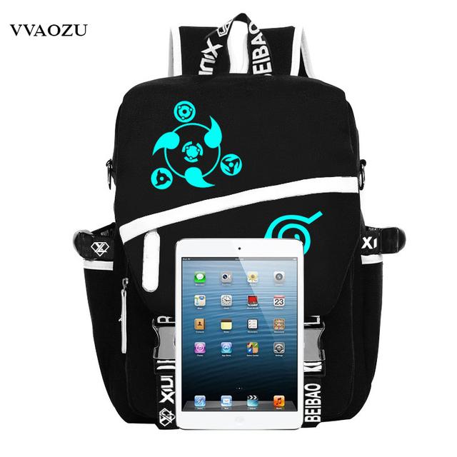 Naruto Backpacks