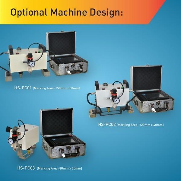 Kinijos karšto pardavimo CNC nešiojamasis plieninis žymėjimo - Medienos apdirbimo įranga - Nuotrauka 6
