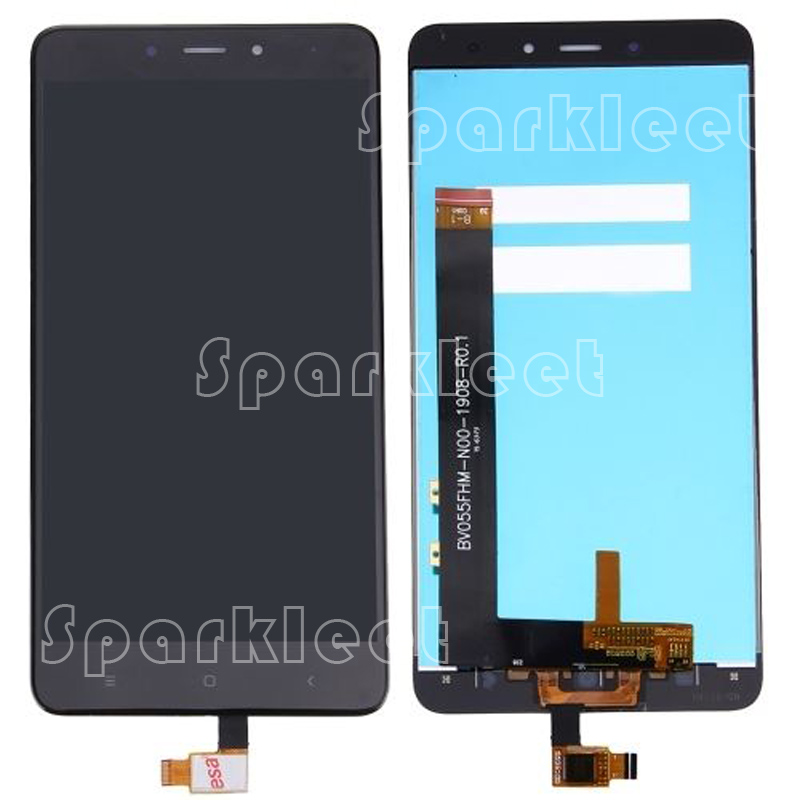 LCD Screen for Xiaomi Redmi Note 4 Media Tek Helio X20 LCD Display+Touch Screen Replacement Digitizer Assembly