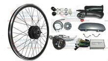 """""""26"""""""" велосипед колеса 350 Вт 24 В электрический велосипед мотор электрический велосипед комплект с 24В контроллер DC преобразования Электрический велосипед комплект"""""""