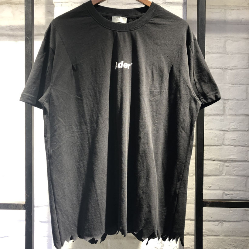 Ader T-shirt Fashion Style Tuxedo T Shirt Ader Male Female Cotton T Shirts Wave Hippie Design High Quality Solid Summer Tees