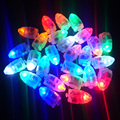 100pcs/lot LED Flash Lamps Balloon Lights for Paper Lantern Balloons Multicolor Valentine's Day Wedding Party Decoration Light